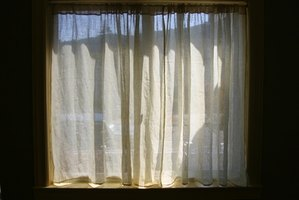 Clean mold from curtains and make them look brand new.