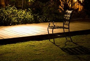 Teak is an excellent material for outdoor furniture and decking.
