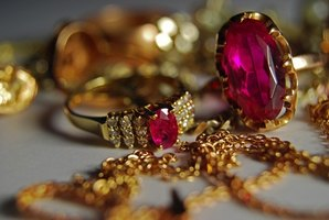 Jewelry is a common inheritance.