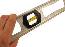Adapt a carpenter's level to measure things without needing a tape measure.