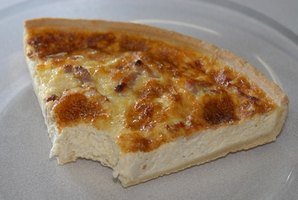The quiche is a versatile dish for any cook.