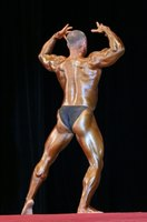 Bodybuilding is an intense sport that requires a great deal of discipline.