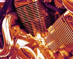 Motorcycle and marine engine repair are two common specializations.