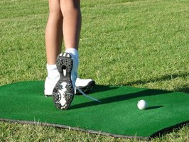 Good golf shoes are important equipment for your game.
