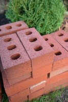 Cut bricks to fit any use with a wet saw.