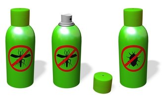 Remove harmful pests with a quick shot of insecticide.