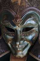Carnival masks have a rich history that started in Venice and spread thoughout the globe.