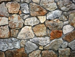 Stone veneer is a cheaper way to remodel exterior walls than natural stone.