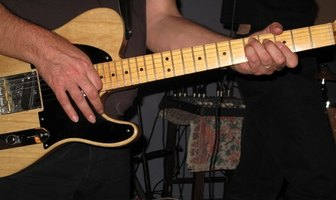 Setting up a light action on your Fender Telecaster allows you to play with a lighter touch.