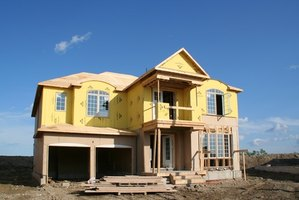 Construction loans can help you build your dream home.