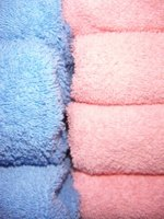 How to clean terry cloth