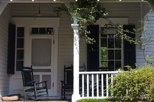 Siding is an attractive option for the exterior of your home.