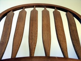 Polyurethane can revitalize an old or unsealed piece of furniture.