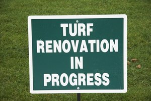 Artificial turf can last for many years if properly maintained.