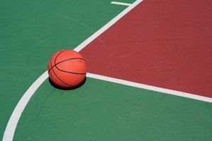 In basketball, free throws will often decide the outcome of a game.