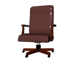 Repair A Wood Swivel Chair