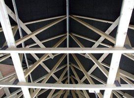 Roof trusses are an important part of many home designs.