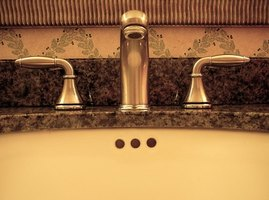 Moen faucets are especially easy to repair.