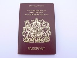 Dual citizens in England can hold passports from Great Britain and another country.