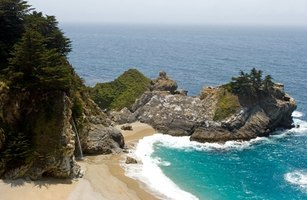 Big Sur is a popular place for outdoor activities.