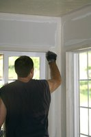 Patching drywall will help your walls look well maintained.