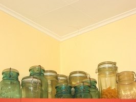 Create a food storage room in your home.
