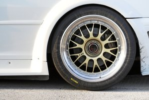 Most wheels and tires are slightly heavier on one side than the other.