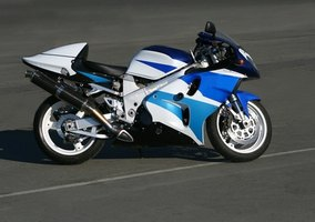 The GSX-R has a racing heritage.