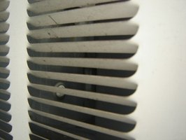 Noise from heating systems often originates at the vents.