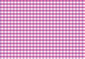 Gingham fabric lends itself well to smocking.