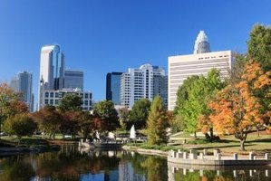 Charlotte, North Carolina, is home to several colleges and universities.