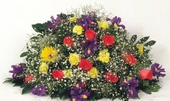 Choose a message that expresses your feelings when you send a sympathy bouquet.