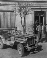 Many Jeeps were made by Ford during World War II.