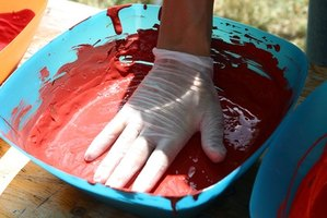 How To Remove Dried Latex Paint From Plastic Buckets Ehow