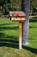 Learn how to make a post box.