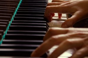 Learn basic piano chords that are the basis of worship songs.