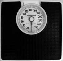 There's a quick way to check your scale's accuracy.