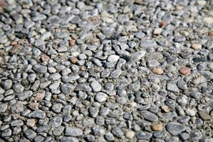 Calculating the amount of gravel you need will help control costs.