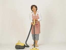 A vacuum cleaner that works inefficiently or releases a musty odor may require refreshing.
