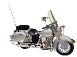 Installing a windshield on your softail can decrease wind fatigue.
