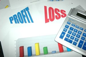 Stock sale profits or losses must be reported with your income taxes.