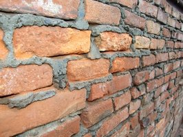 Masonry bid proposals are given to customers building or remodeling their homes.