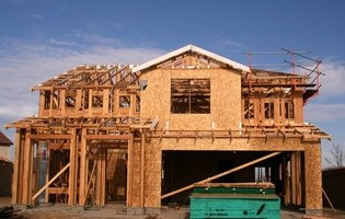Even new home insulation may not meet recommended levels.