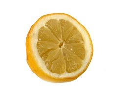 The simple lemon can help remove stains from your laundry.