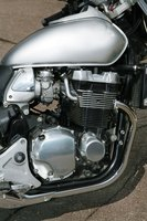 Learn how to tune up a Honda CB 750 motorcycle