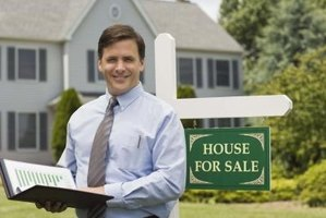 Realtor appraises a home prior to a sale of a first trust deed.