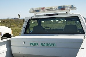 A Park Ranger's duties can vary widely depending on their specific job title.