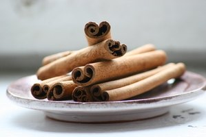 Cinnamon's essential oils and other flavor compounds quickly dissipate once ground.