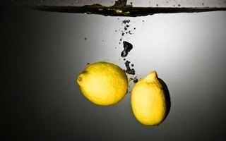 Use lemon juice to deodorize drains.