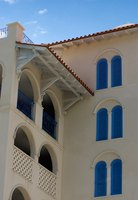 EIFS is versatile as it can replicate many building finish styles.